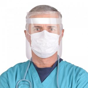 PROTECTIVE FACE SHIELDS – MADE IN USA