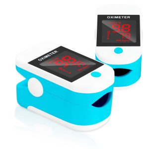 FDA APPROVED PULSE AND OXYGEN METER